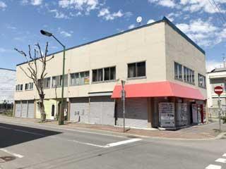 テナント・オフィス,岩見沢市2条西4丁目