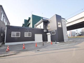 テナント・倉庫・工場,札幌市東区北27条東22丁目2番15号