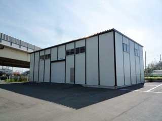 テナント・倉庫・工場,札幌市白石区東米里