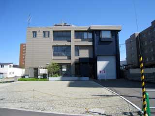テナント・倉庫・工場,札幌市白石区菊水2条3丁目1番5号