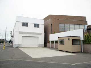 テナント・倉庫・工場,札幌市白石区中央2条3丁目1番1号