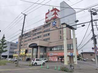 テナント・店舗,札幌市厚別区上野幌1条2丁目1番1号