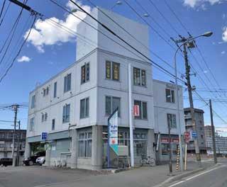 テナント・オフィス,札幌市厚別区大谷地東2丁目8番1号