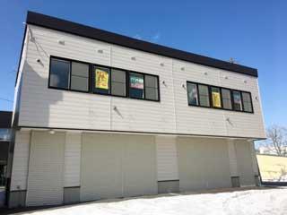 テナント・倉庫・工場,札幌市西区八軒9条西1丁目1番24号